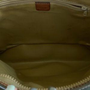 Celine Bags - Celine Lg Clutch Macadam  vintage